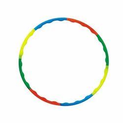 Hoop Hula Zig Zag Rings