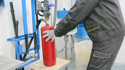 Servicing Of Fire Extinguisher
