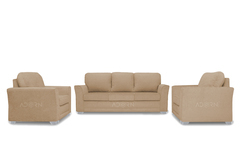 Straight Line 3 1 1 Sofa Set