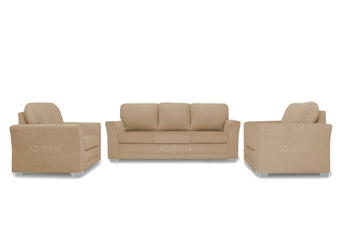 Magnificent Straight Line 3 1 1 Sofa Set Adorn India Alexia Five Sofa Unemploymentrelief Wooden Chair Designs For Living Room Unemploymentrelieforg