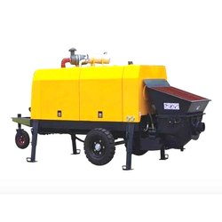 Concrete Line Pump Rental