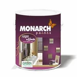 High Gloss Monarch Interior Paint, Packaging Type: Bucket, Packaging Size: 4 L