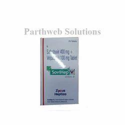 Sovihep V 400mg/100mg tablets