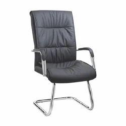 Black PU Foam Executive Office Chair