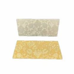 Floral Paper Rectangular Fancy Envelope