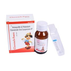 Clavserch Forte D/s Syrup