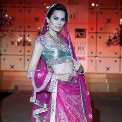 9093fabcf8c Sea Green Bridal Lehenga   Bridal Lehenga Retailer from Hyderabad