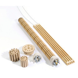 Ceramics Elements Used on Fourdrinier Wire