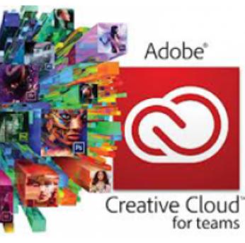 Adobe Creative Cloud All App For Teams Monthly in Sahpurjat