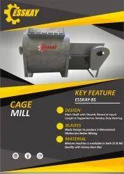 Cage Mill Screening Machine