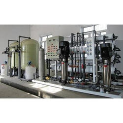 Water Purifier Treatment Plant