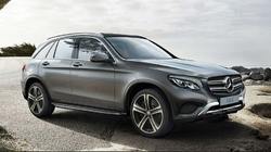Mercedes-Benz GLC, Mercedes GLC