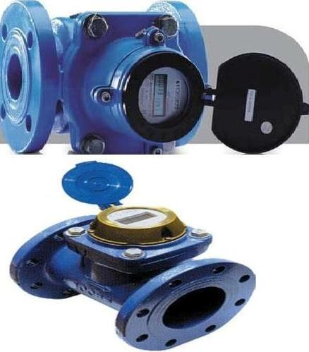 Smart Water Meters - Electronic Woltman Water Meter