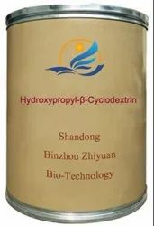 Hydroxypropyl- Beta-cyclodextrin, Packaging Type: Bag, Packaging Size: 25 Kg