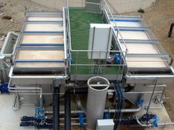 Automatic Effluent Treatment System