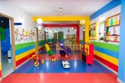 Preschool Interior Designing Services