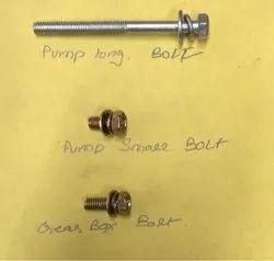 Bolt For Pump Assly & Gear Box