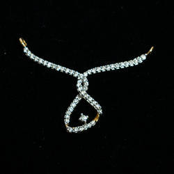 Ladies Designer Diamond Pendant