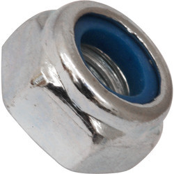Mild Steel Lock Nuts