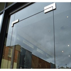 Toughened Glass, Shape: Flat, Thickness: 10-12 mm