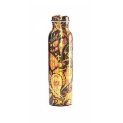 Office Copper Water Bottle