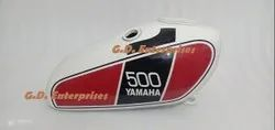 Brand New Yamaha Xt Tt 500 Painted Fuel Petrol Tank (Steel) 1977 Model (Guaranteed)