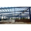 Pre Engineered Mild Steel Building Structure