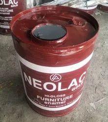 Mild Steel Drum Paint Storage Use