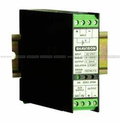 Shavison Signal Converter AS746-102, I/P : 0-20mVDC, O/P : 4-20mA