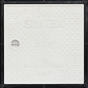 21X21 Inch Simtex FRP Square Manhole Cover