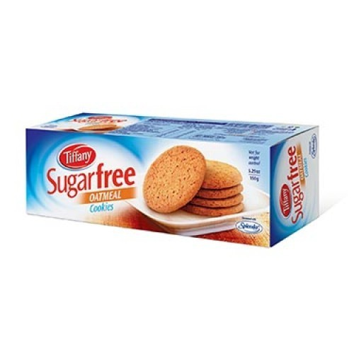 Tiffany Sugar Free Oatmeal Cookies At Rs 175 Pack Sugar Free Biscuits Impact Foods Noida Id 17413955691