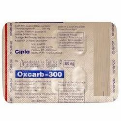 Oxcarbazepine 300mg Tablets IP