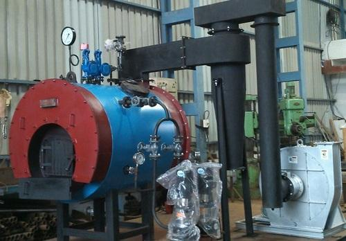 Sanjivan Mild Steel And Cast Iron Steam Boilers, Oil And Coal Fired ...