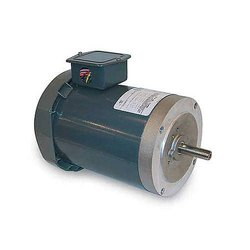 Cast Iron <2000 RPM Crompton Greaves Single Phase Motor, Power: <10 KW