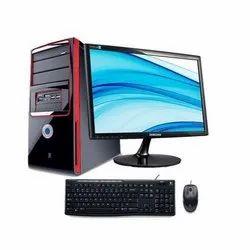 Samsung i3 Assembled Desktop Computer, Screen Size: 17