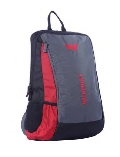 dddc10f8f0 Nylon Black Wildcraft Bags