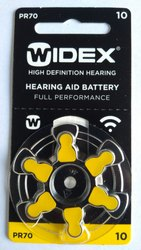 Widex 10 Hearing Aid Battery