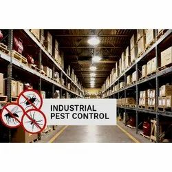 Chemical based Industrial Pest Control Service