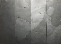 Stone Veneer South Black, Thickness: 2 mm