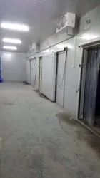 2000 MT CA Cold Storage Plant
