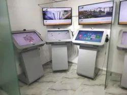 Landscape Kiosk System