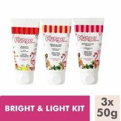 O3  Plunge Bright & Light Kit (3 x 50g)