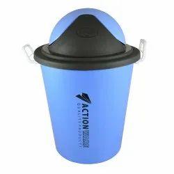 60 Ltr Plastic Dustbin