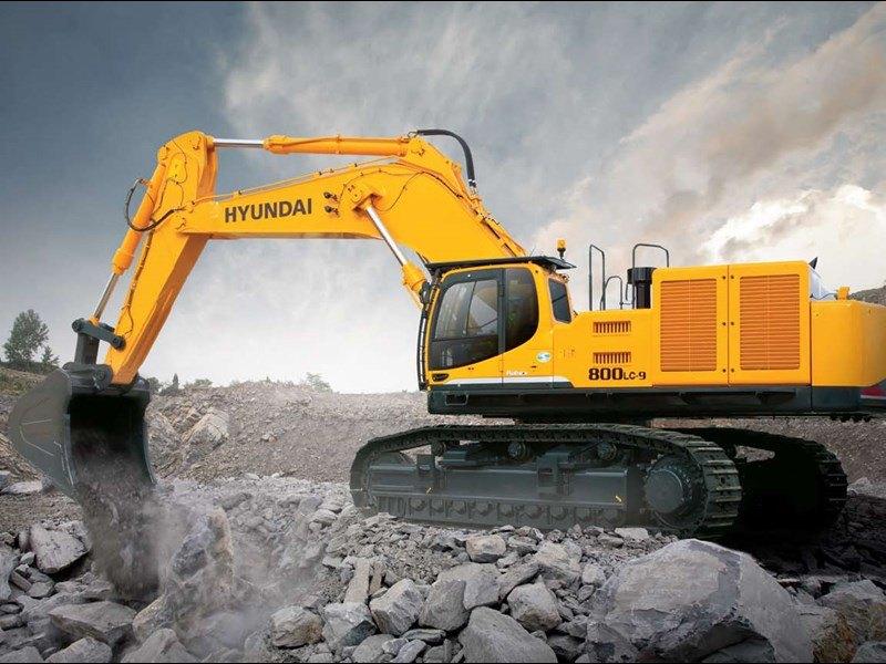 Hyundai Excavator - Hyundai Excavator Latest Price, Dealers