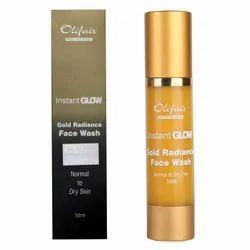 Herbal Olifair Gold Radiance Face Wash, Packaging Size: 50 Ml