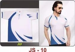 JS-10 Polyester  T-Shirts