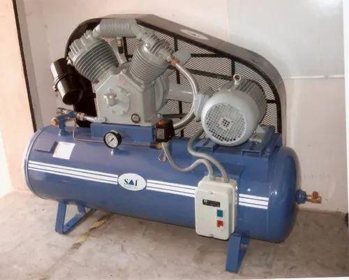 2 Stage Reciprocating Compressor - Sai Pneumatic Company
