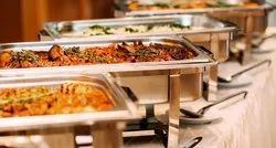 North Indian Wedding Catering, For Eating, Live Counters