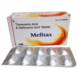 Tranexamic Acid & Mefanamic Acid Medicines