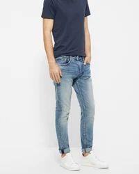 Plain Men Jeans, Waist Size: 36 and 34